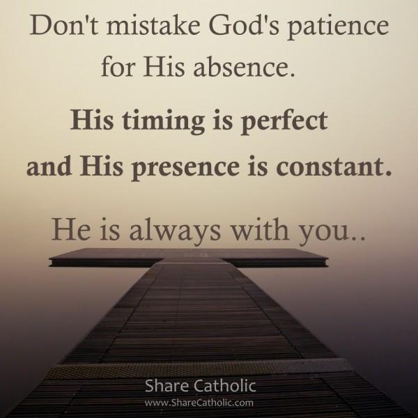God_patience