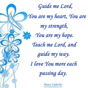 Lord, You are my strength, You are my hope