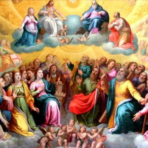 Why do Catholics pray to Mary and the Saints?