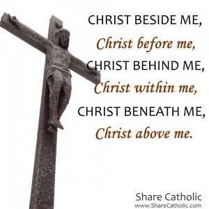 Christ is my strength