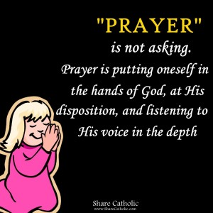 Prayer changes everything!