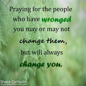 Prayer Changes You