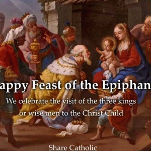 Happy Feast of the Epiphany!