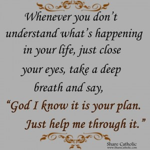 God has most amazing plan for you