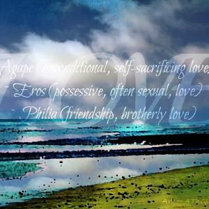 God is Love ~ Deus Caritas Est