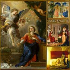 """The Annunciation of the Lord"""
