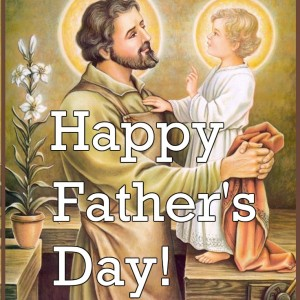 Happy Fathers' Day to all fathers