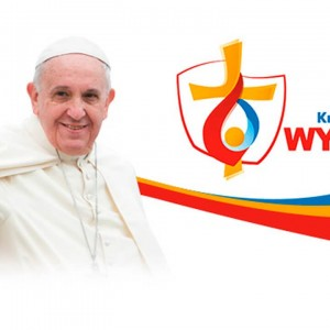 Polish streets come alive in anticipation of Pope Francis' visit for World Youth Day HD