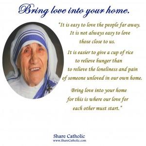Mother Teresa has officially been declared a Saint!