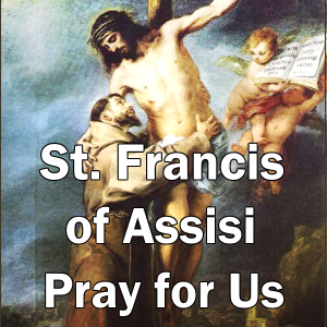 Blessed Feast of St. Francis of Assisi (October 4)