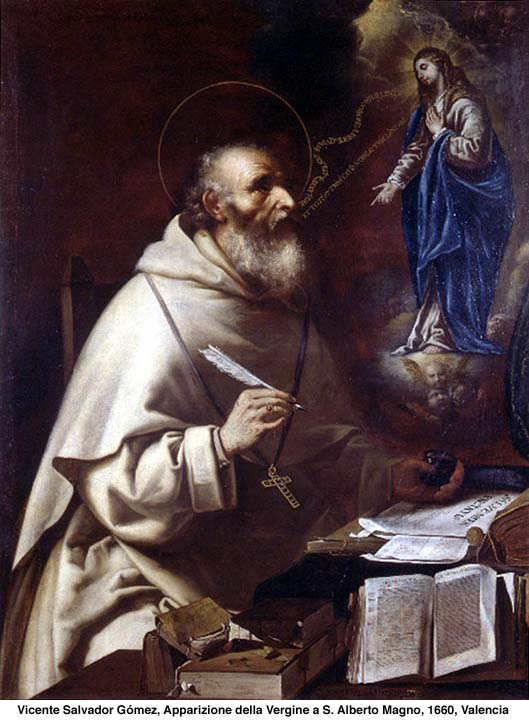 St. Albert the Great (Feast Day - November 15)