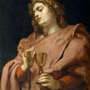Happy Feast Day of St. John, Apostle and Evangelist