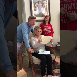 MLB Rookie Pays Off His Parents' Mortgage For Christmas!