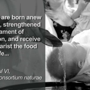 Why do Catholics Baptize Infants and what is its purpose?