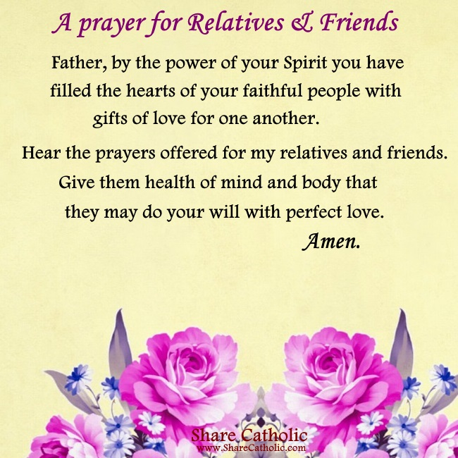 A prayer for relatives friends thecheapjerseys Images