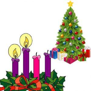 Christmas Symbols and Traditions: CANDLES AND CHRISTMAS LIGHTS