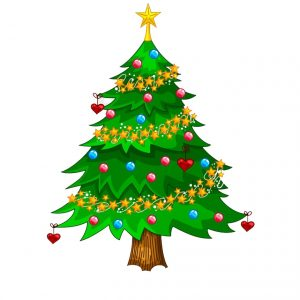 Christmas Symbols and Traditions -CHRISTMAS TREE