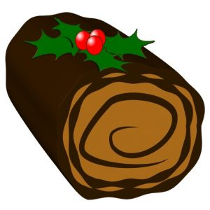 Christmas Symbols and Traditions-YULE LOG