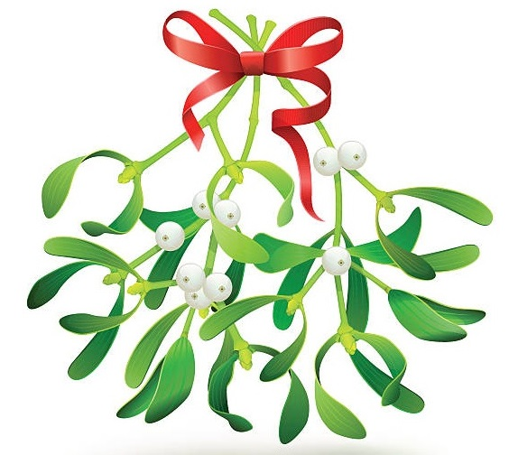 Christmas Symbols and Traditions - MISTLETOE