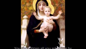 The Fifteen Promises attributed to Our Lady